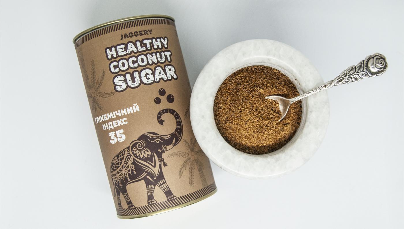 кокосовий цукор cocosugar